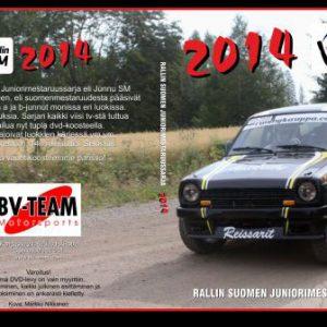 Rallin Suomen Juniorimestaruussarja kausikoosteet
